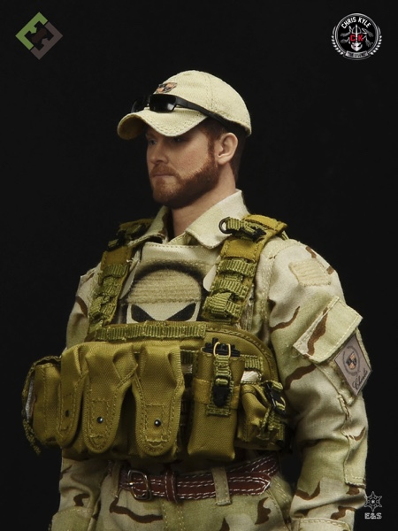 American Sniper Toys : Mission spesific equipment chris kyle american sniper