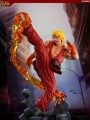Pop Culture Schock - PCS082 Street Fighter IV - Ken with Dragon Flame 1:4 Scale Statue